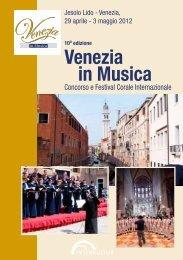 Venezia in Musica - interkultur.com