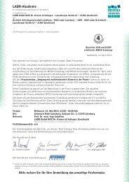 LADR-Akademie - Intermed Service