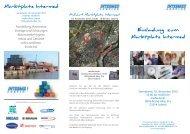 Einladung zum Marktplatz Intermed Marktplatz ... - Intermed Service