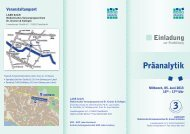 Präanalytik - Intermed Service