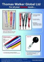 twg leaflet - International Confex