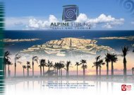 Alpine House, Naxxar Road, San Gwann SGN 9032, Malta. Tel: + ...