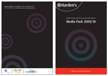 Media Pack 2009/10 - International Confex