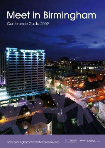 Meet in Birmingham - International Confex