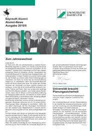 Absolventenbrief universitärer Mittelteil Uni 2010/II - International ...