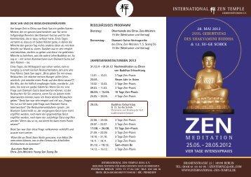 Folder 2012 Mai - International Zen-Temple