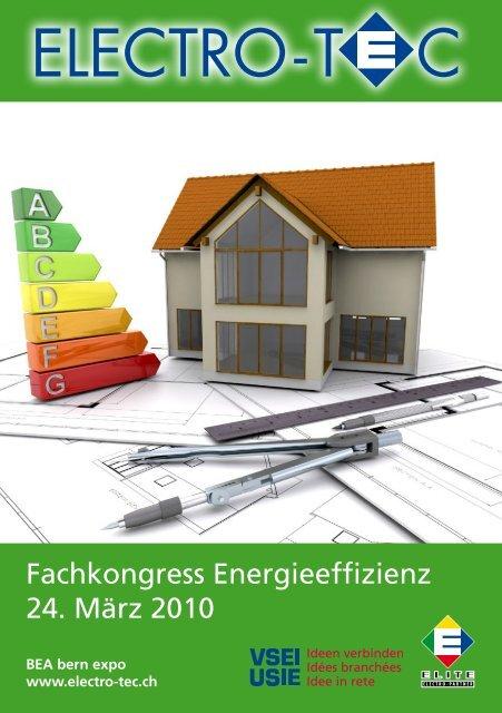 Fachkongress Energieeffizienz 24. März 2010 - GNI