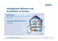 2-Intelligentes Wohnen und Architektur in Europa (Dieter ... - GNI