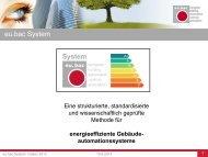 03 - eu. bac System, Peter Schönenberger - GNI