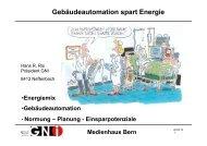 Medienhaus Bern - GNI