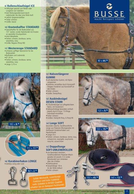 Pony//Vollblut Busse Knotenhalfter Standard Tanne