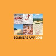 PDF, ca. 4,2 MB - Internationales Sommercamp