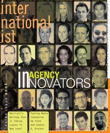 Summer 2006 Issue Inter national ist