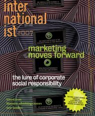 2007 Early Fall Issue - Internationalist