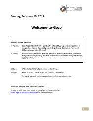 Sunday, February 19, 2012 Welcome-to-Gozo