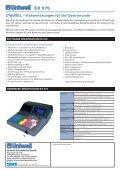 UNIWELL – Kassenlösungen für die Gastronomie - kassen ... - Seite 2