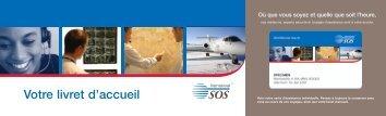 Centres d'assistance International SOS
