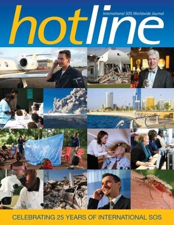 Hotline - International SOS