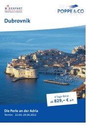Dubrovnik - Internet-reiseparadiese.de