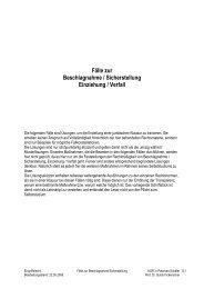 Fälle ohne Lösungen - Polizei Brandenburg