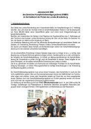 Jahresbericht KMBD 2006 (application/pdf 381.0 KB) - Polizei ...