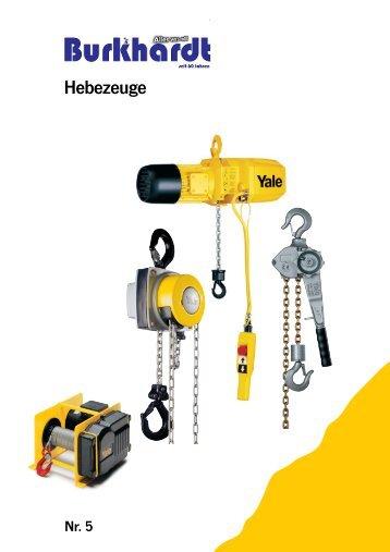 Katalog H - G. Erich Burkhardt Gmbh