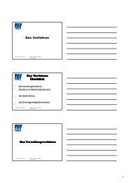 Std 1-6 von Das Verfahren - Polizei Brandenburg