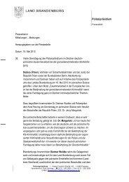 PM 36 Ergebnispressemeldung 4. Grenztagung - Polizei ...