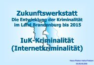 IuK-Kriminalität - Polizei Brandenburg