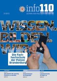 info110_03-13 - Polizei Brandenburg - Brandenburg.de