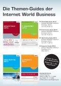 AUS- UND WEITERBILDUNG - Internet World Business - Seite 2