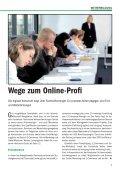 AUS- UND WEITERBILDUNG - Internet World Business - Seite 7