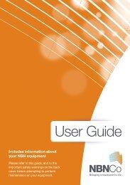 NBN User Guide - Internode