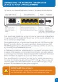 NBN User Guide - Internode - Page 5