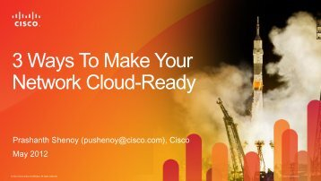 3 Ways To Make Your Network Cloud-Ready - Interop