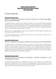 RESOLUTIONS AG DU 25-04-2009-pubsiteIP - Interparfums