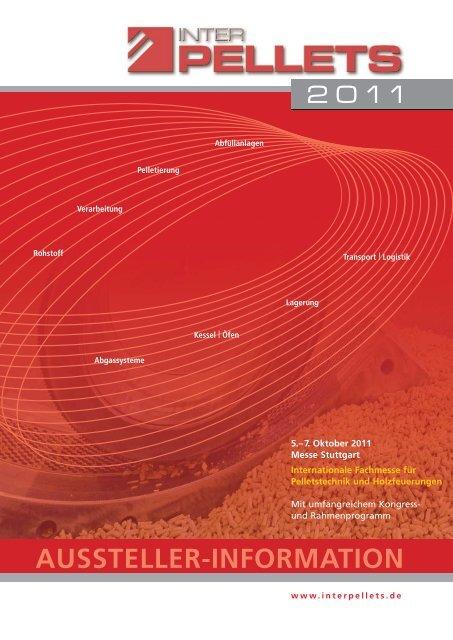 Aussteller-Information Interpellets 2011 (PDF, 1,49 MB)