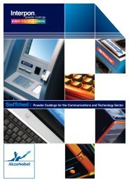 Download our SwITched brochure - Interpon