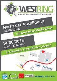 Nacht der Ausbildung 14/06/2013 - interprint