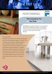 PERFORMING - interprint