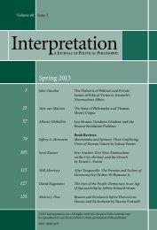 Download this Issue (pdf) - Interpretation