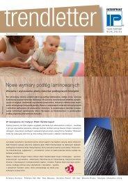 Nowe wymiary podłóg laminowanych - Interprint