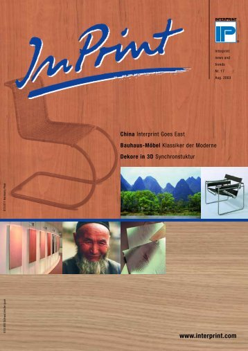 China - Interprint