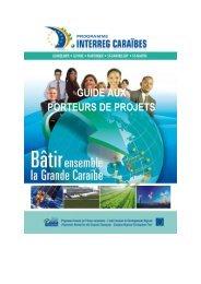 GUIDE AUX PORTEURS DE PROJETS - Interreg-caraibes.org