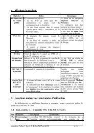 Lycée Janot - Partie 2 - Intersections