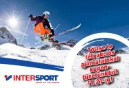 15% - Intersport