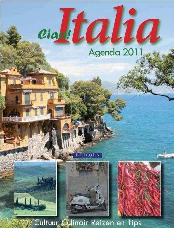 ciao agenda voorbeeldpagina front - Intertaal