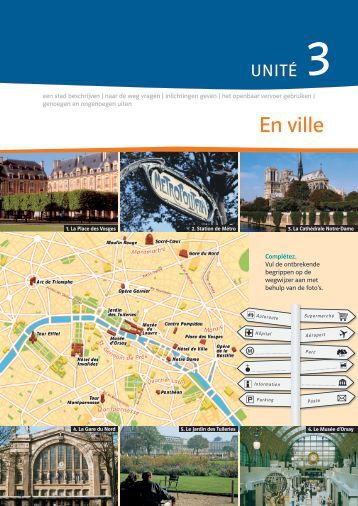 Voyages 1 tekstboek Unité 3 - Intertaal
