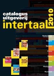 Catalogus Engels - Intertaal