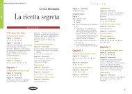 La ricetta segreta - Intertaal